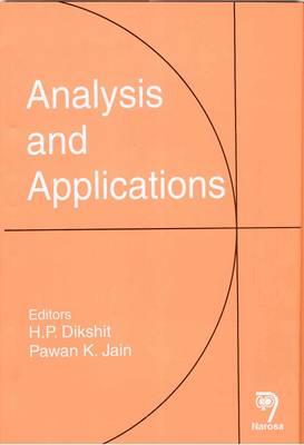Analysis and Applications (Hardback)