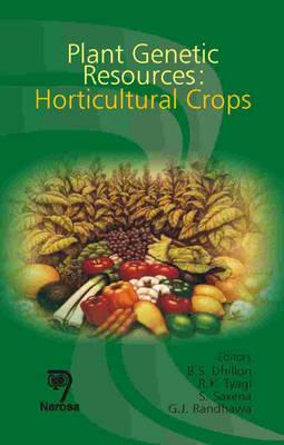 Plant Genetic Resources (Hardback)