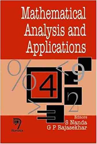 Mathematical Analysis and Applications (Hardback)