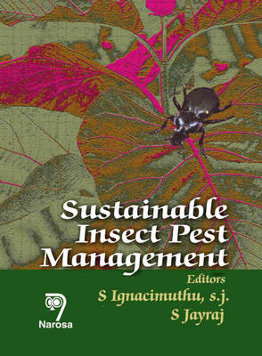 Sustainable Insect Pest Management (Hardback)