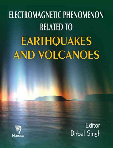 Electromagnetic Phenomenon Related to Earthquakes and Volcanoes (Hardback)