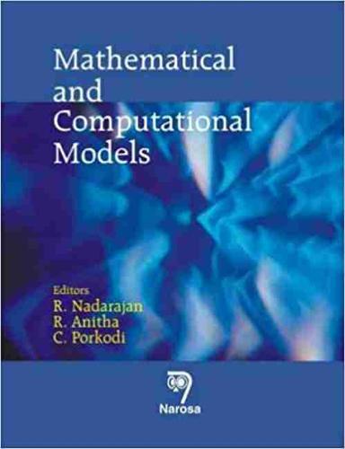 Mathematical and Computational Models (Hardback)