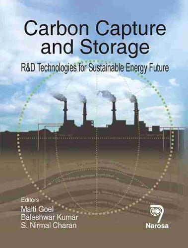 Carbon Capture and Storage: R&D Technologies for Sustainable Energy Future (Hardback)