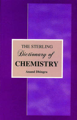 The Sterling Dictionary of Chemistry (Paperback)
