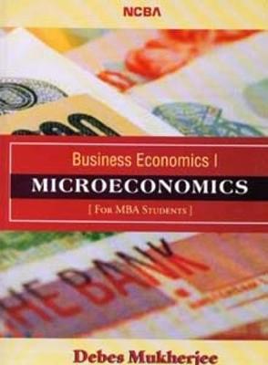 Microeconomics: Business Economics I [for MBA Students] (Paperback)