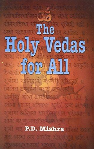 The Holy Vedas for All (Hardback)