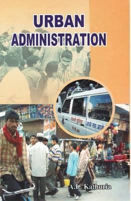 Urban Administration (Hardback)