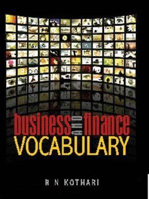 Business and Finance Vocabulary (Hardback)