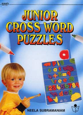 Junior Cross Word Puzzles (Paperback)