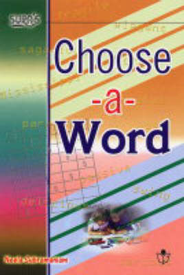Choose a Word (Paperback)
