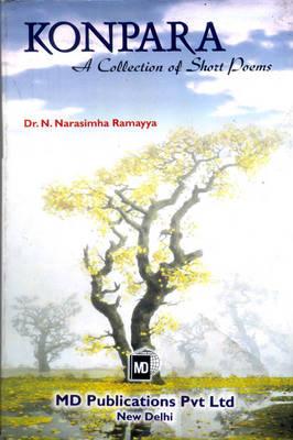 Konpara: a Collection of Short Poems (Hardback)