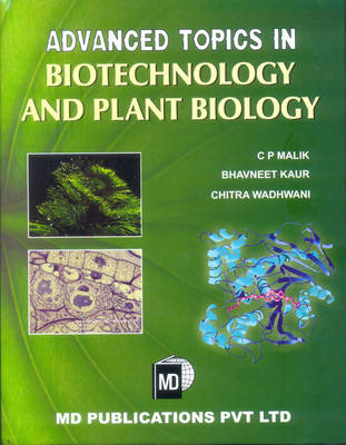 Advanced Topics in Biotechnology and Plant Biology (Hardback)