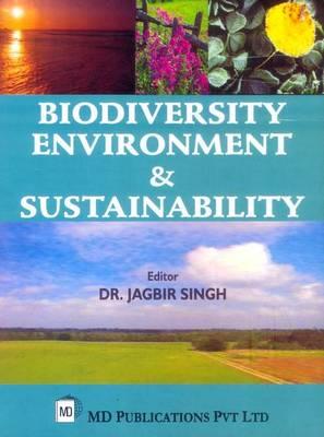 Biodiversity Environment & Sustainability (Paperback)