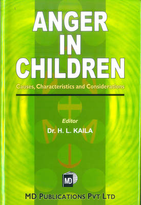 Anger in Children: Causes, Characteristics and Considerations (Hardback)