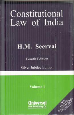 Constitutional Law of India: v. 1 (Hardback)