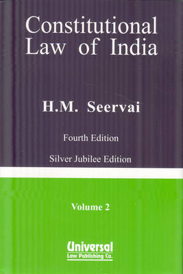 Constitutional Law of India: v. 2 (Hardback)