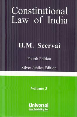 Constitutional Law of India (Hardback)