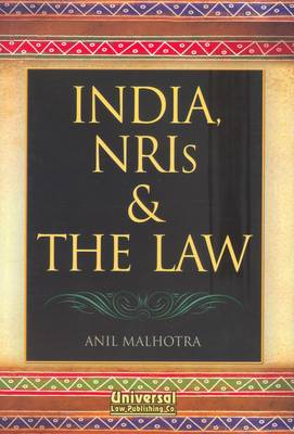 India, NRIs and the Law (Hardback)