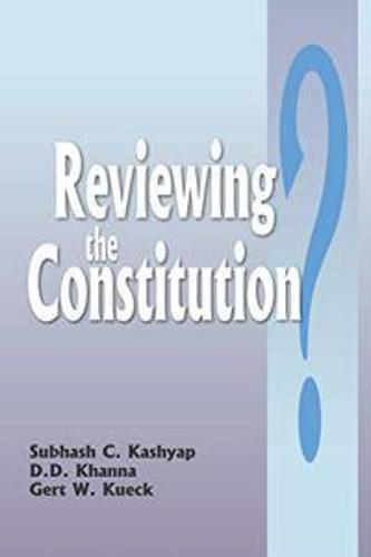 Reviewing the Constitution? (Hardback)