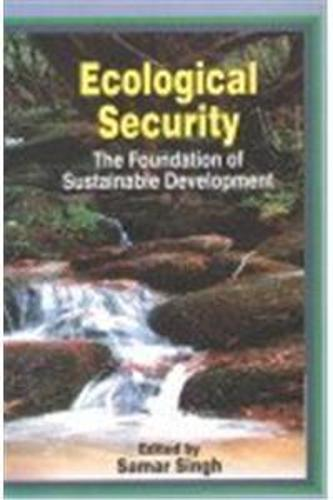 Ecological Security: Foundation of Sustainable Development (Hardback)