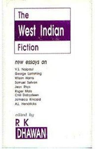 The West Indian Fiction (Hardback)