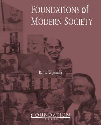 Foundations of Modern Society (Paperback)