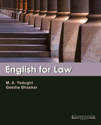 English for Law (Paperback)