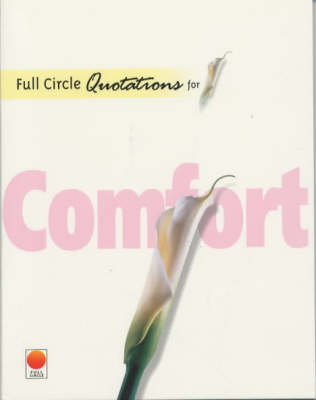 Quotations for Comfort (Paperback)