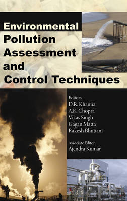 Environmental Pollution Assessment and Control Techniques (Hardback)