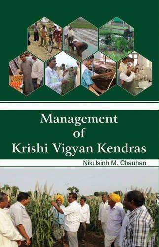 Management of Krishi Vigyan Kendras (Hardback)