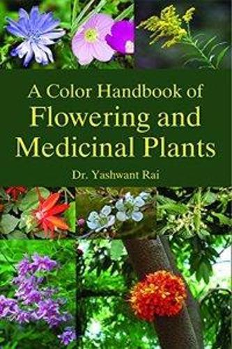 Color Handbook of Flowering and Medicinal Plants (Hardback)