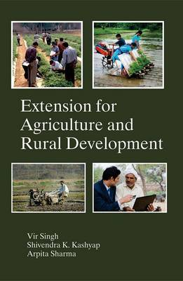 Extension for Agriculture and Rural Development (Hardback)