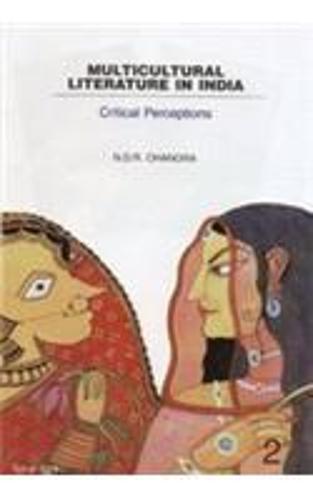 Multicultural Literature in India: Critical Perceptions (Hardback)