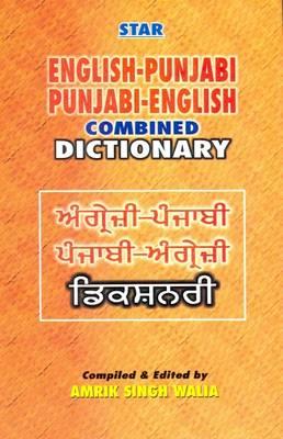 English-Punjabi and Punjabi Dictionary (Hardback)