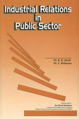 Industrial Relations in Public Sector (Hardback)
