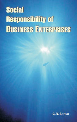 Social Responsibility of Business Enterprises (Hardback)