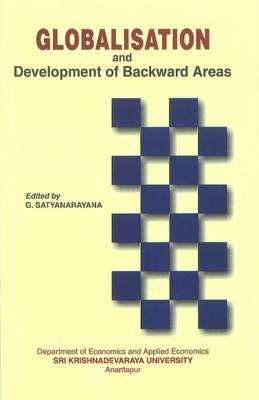 Globalisation & Development of Backward Areas (Hardback)