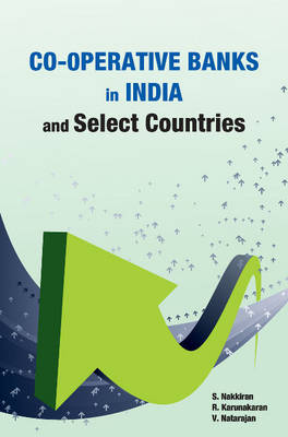 Co-operative Banks in India & Select Countries (Hardback)