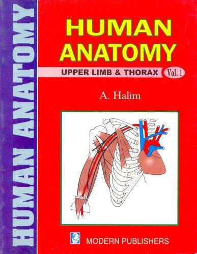 Human Anatomy: Upper Limb and Thorax (Paperback)