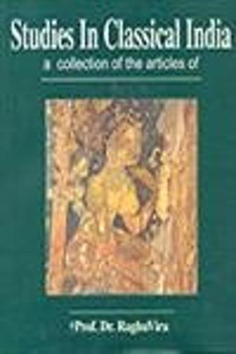 Studies in Classical India (Hardback)