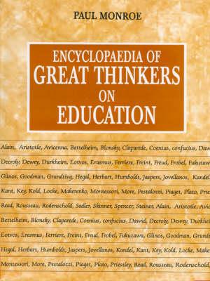 Encyclopaedia of Great Thinkers (Hardback)