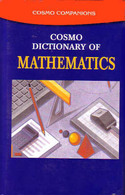 Cosmo Dictionary of Mathematics (Hardback)