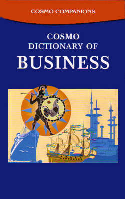 Cosmo Dictionary of Business (Hardback)