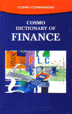 Cosmo Dictionary of Finance (Hardback)