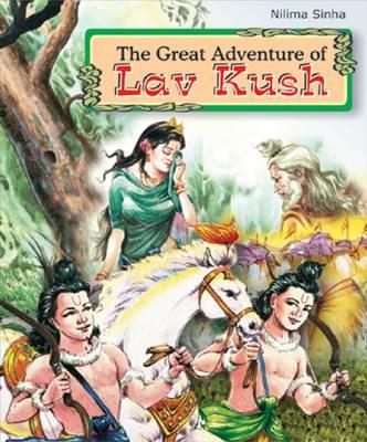 The Adventures of Lav-Kush (Paperback)