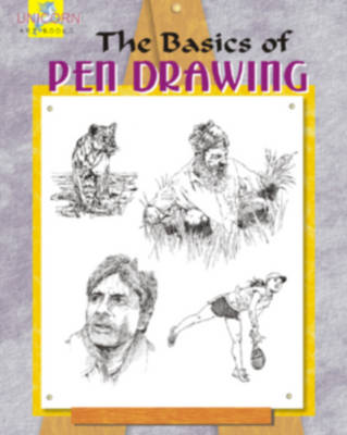 The Basics of Pen Drawing (Paperback)