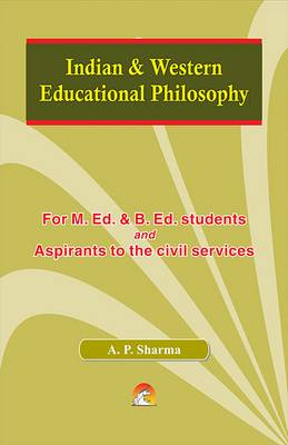 Indian & Western Educational Philosophy (Paperback)