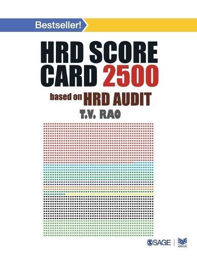 HRD Score Card 2500: Based on HRD Audit (Paperback)