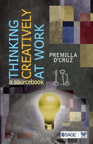 Thinking Creatively at Work: A Sourcebook (Paperback)