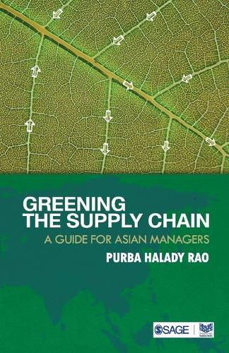 Greening the Supply Chain: A Guide for Asian Managers (Paperback)